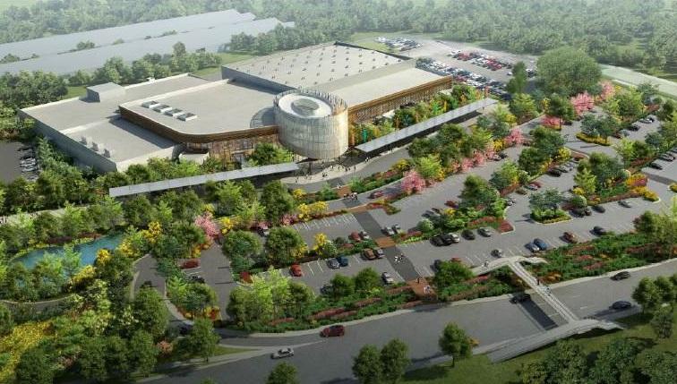 Le centre des congrès et conventions de San José pourra accueillir jusqu'à 4 600 personnes - Photo : DR