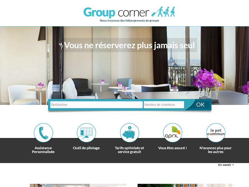 Les affaires reprennent depuis fin 2016 pour GroupCorner - Capture d'écran