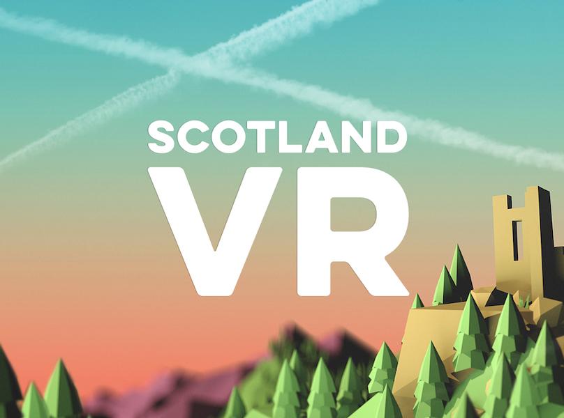 La nouvelle application créée par VisitScotland permettra aux visiteurs de découvrir un monde numérique 3D, explorant 26 sites touristiques en Écosse - DR