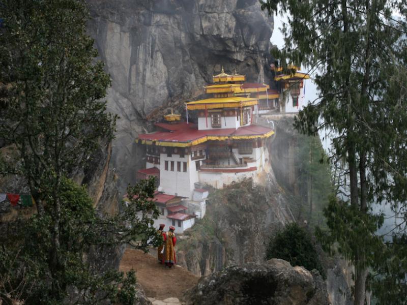 Le Bhoutan, l'une des destinations asiatiques sur laquelle Altiplano déploie ses offres de voyages sur-mesure. © DR Altiplano Blog
