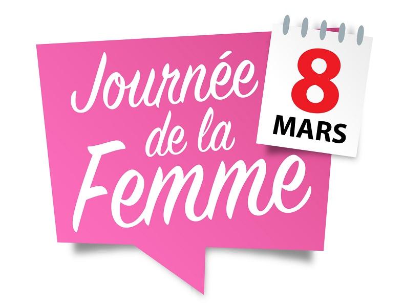 Le 8 mars est la Journée internationale des droits des femmes - DR : Brad Pict-Fotolia.com