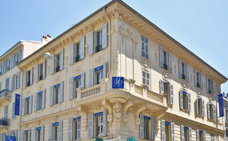 Le Qualys-Hotel « Le Seize » vient de rejoindre SEH United Hoteliers - DR