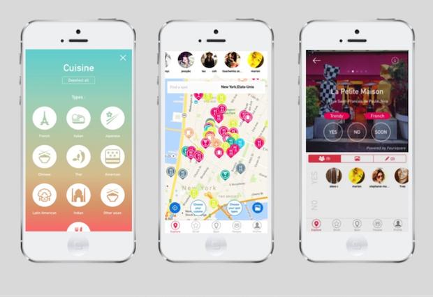 L'application mobile est gratuite (c) SpotMyCity