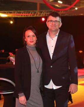 Fanny Devaux et Arnaud Hérail, co-fondateurs d'Imagin'Event - DR : Imagin'Event