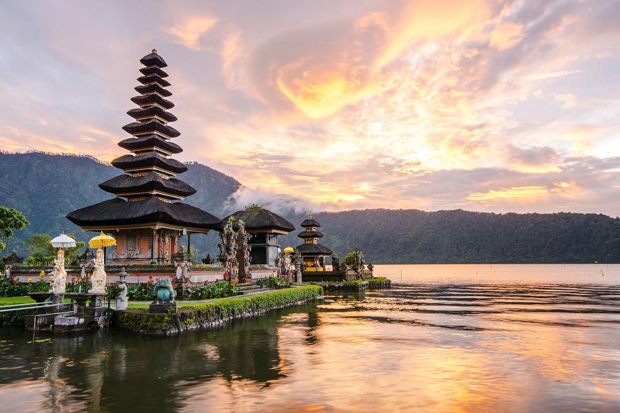 L'Indonésie attire de plus en plus de touristes français - Photo : zephyr_p-Fotolia.com