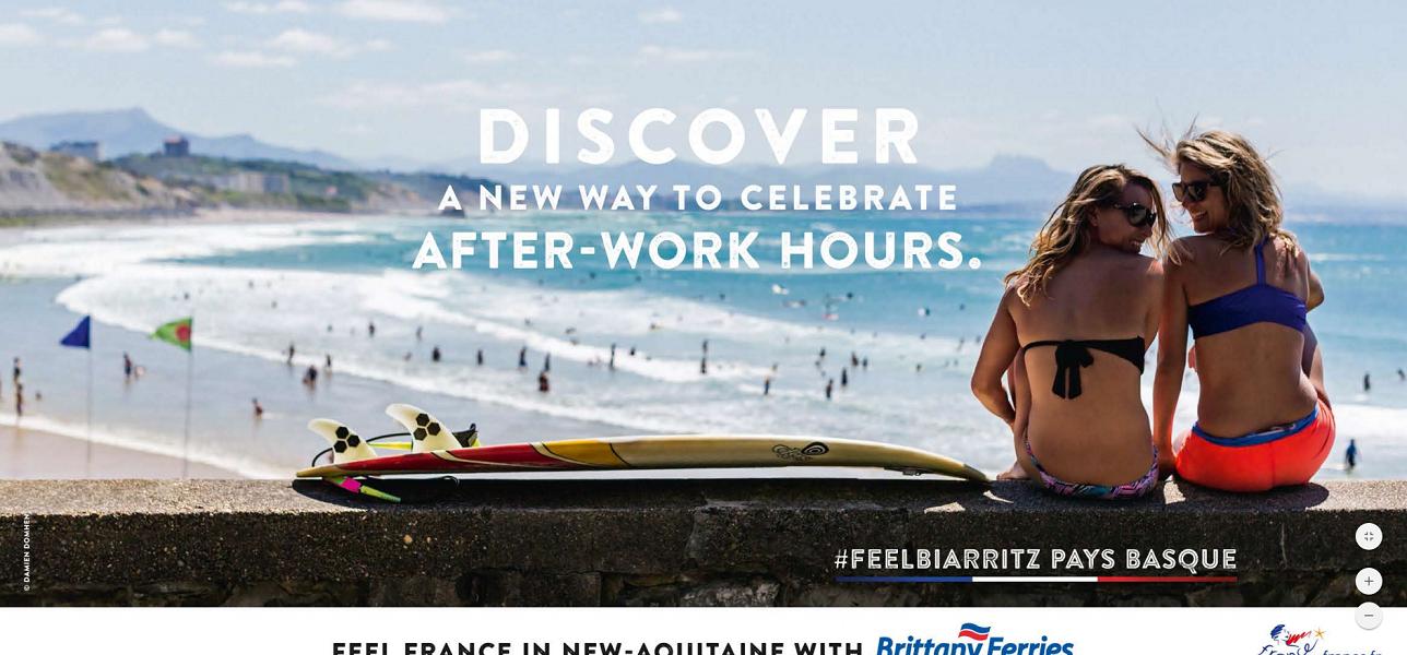 La campagne d'Atout France met en scène le côté humain et les clichés relatifs aux destinations françaises - DR : Atout France