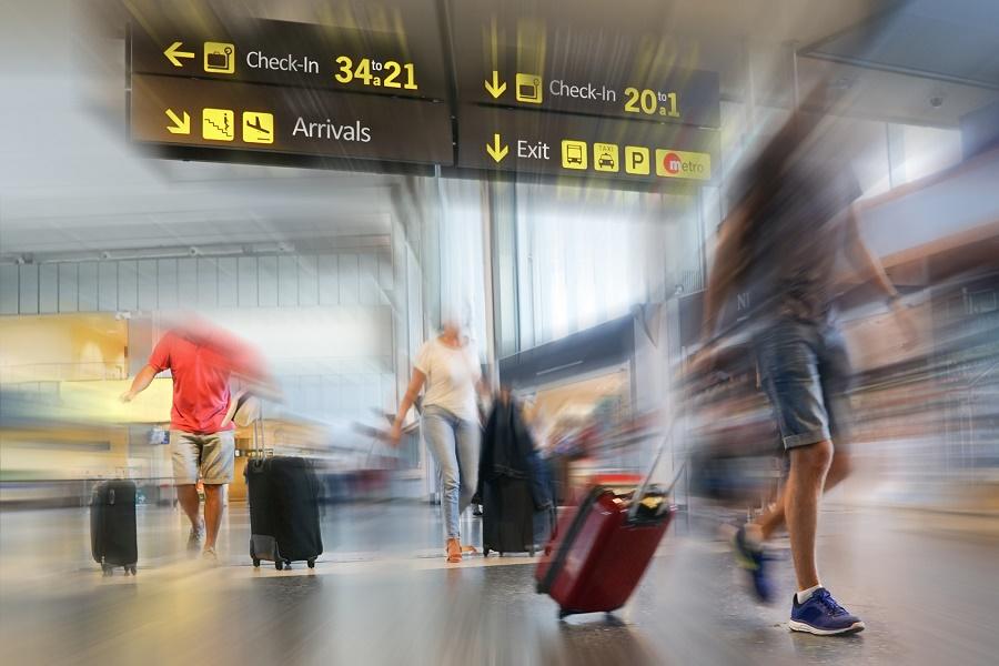 Les passagers doivent saisir le tribunal du siège de la compagnie aérienne ou ceux des villes d'arrivée ou de départ de leurs vols dans le cas d'un litige, selon la Cour de cassation - Photo : Robert Wilson-Fotolia.com