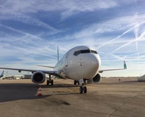 la compagnie Transavia reçoit son premier B737-800 - DR