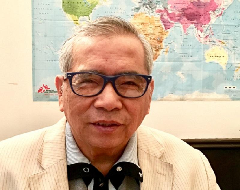 Hung Dinh, fondateur et directeur de Tangka recherche de nouvelles recrues DR: Tangka
