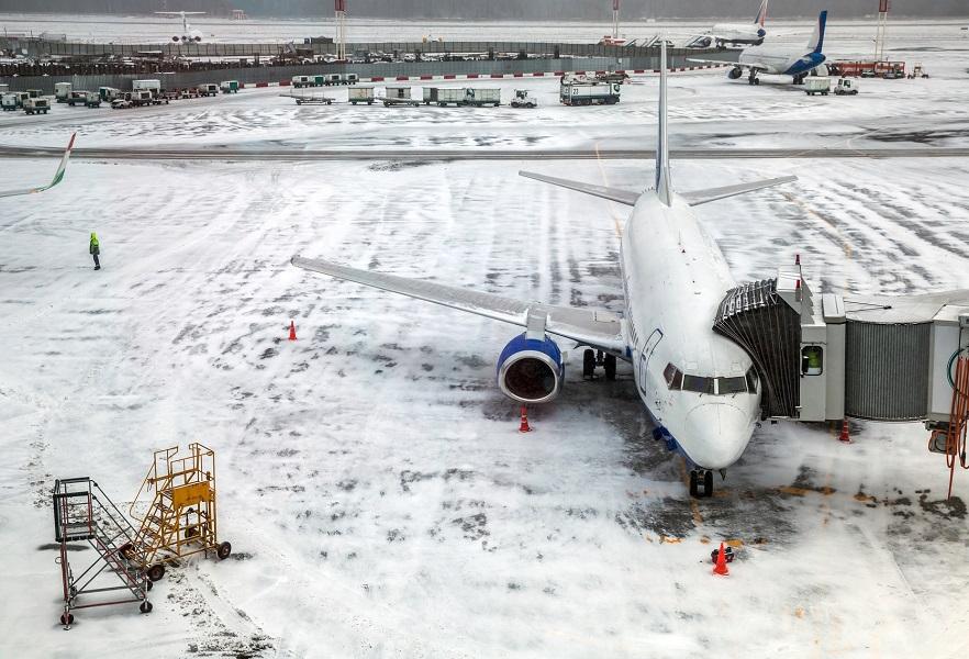 La neige et le gel paralyse le trafic dans le Nord-Est des Etats-Unis mardi 14 mars 2017 - Photo : maxoidos-Fotolia.com