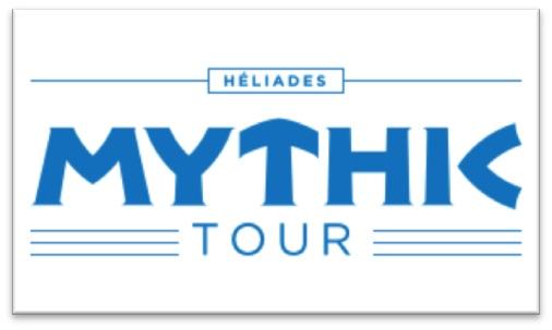 """Héliades : ouverture des inscriptions pour le """"Mythic Tour"""" en Grèce"""