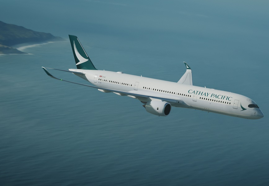Cathay Pacific a perdu près de 70 millions d'euros en 2016 - Photo : Cathay Pacific