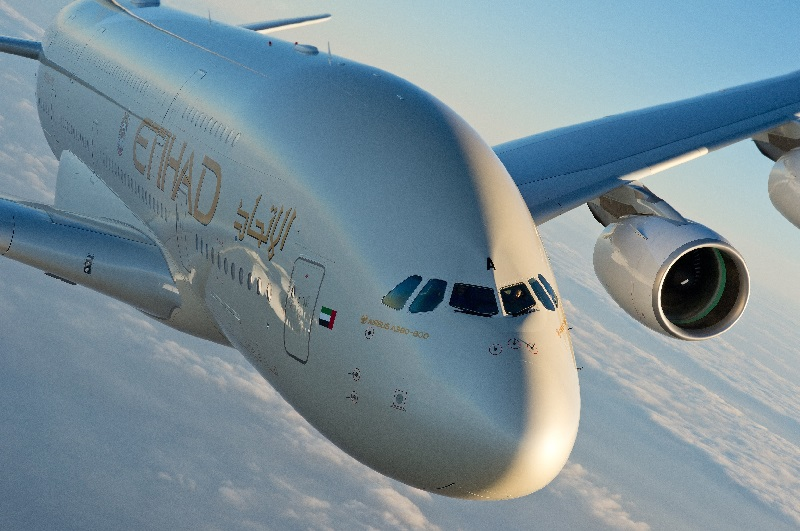 Etihad Airways annonce l'arrivée de son A380 sur la route Abu Dhabi-Paris cet été  - Photo Etihad Airways