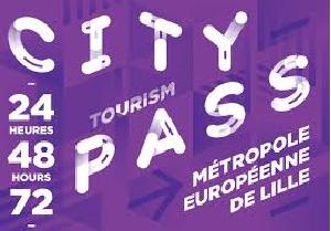 Le City pass Tourisme donne accès à l'ensemble du patrimoine de la Métropole Européenne de Lille. Son support numérique offre plus de simplicité d'utilisation.