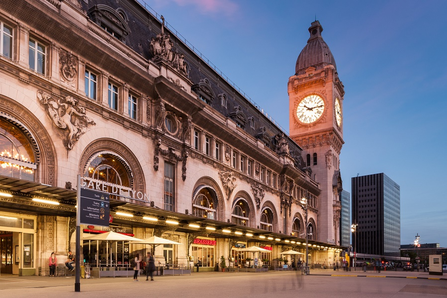 La Gare de Lyon sera fermée samedi 18 et dimanche 19 mars 2017 - Photo : Crobard-Fotolia.com