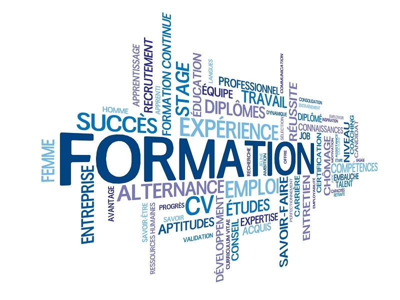 Des formations d'un à deux jours dans 9 domaines de compétence dont le digital et les RH  © Web Buttons Inc - Fotolia.com