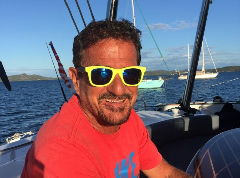 Mr Colussi découvrit le club Dominicus en République Dominicaine en 1987. Ce fut le coup de foudre et le point de départ de l'aventure du groupe Viva Wyndham Resorts. DR: Viva Resorts