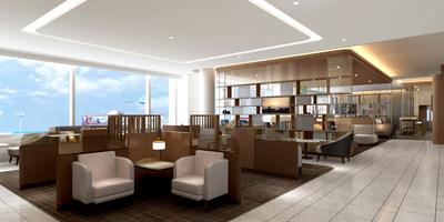 Le nouveau salon VIP de Hainan Airlines propose 12 espaces différents aux hôtes VIP - Photo : Hainan Airlines