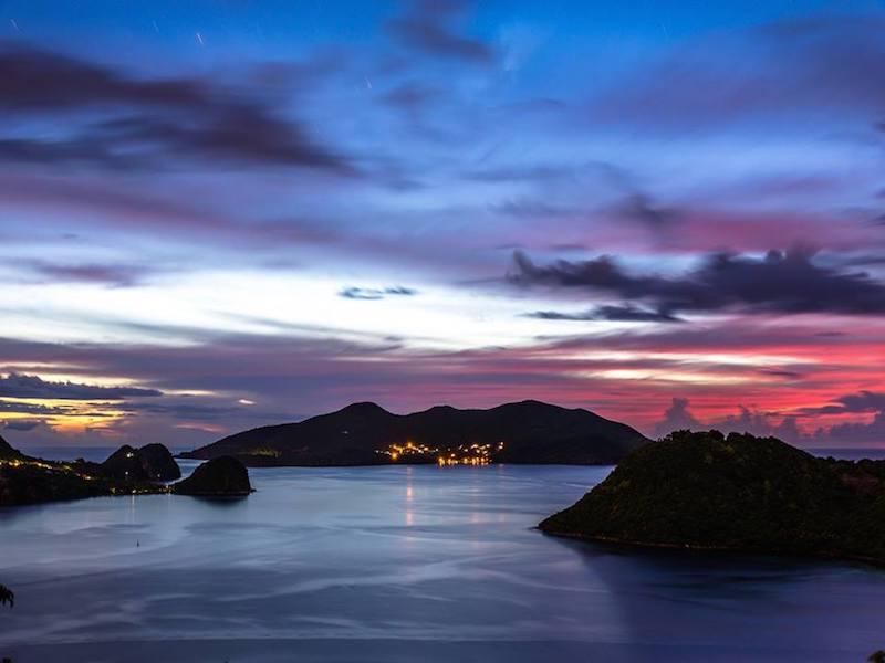 Les îles de Guadeloupe ont attiré près de 600 000 touristes l'an passé - DR : CTIG Facebook