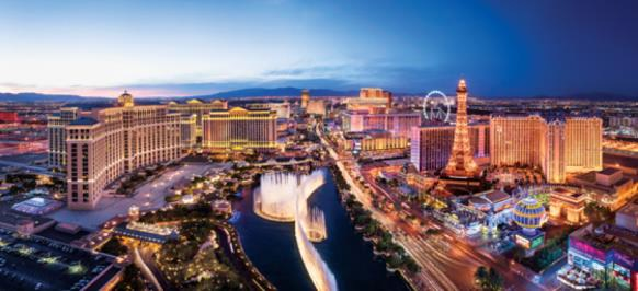DR : Las Vegas Convention and Visitors Authority