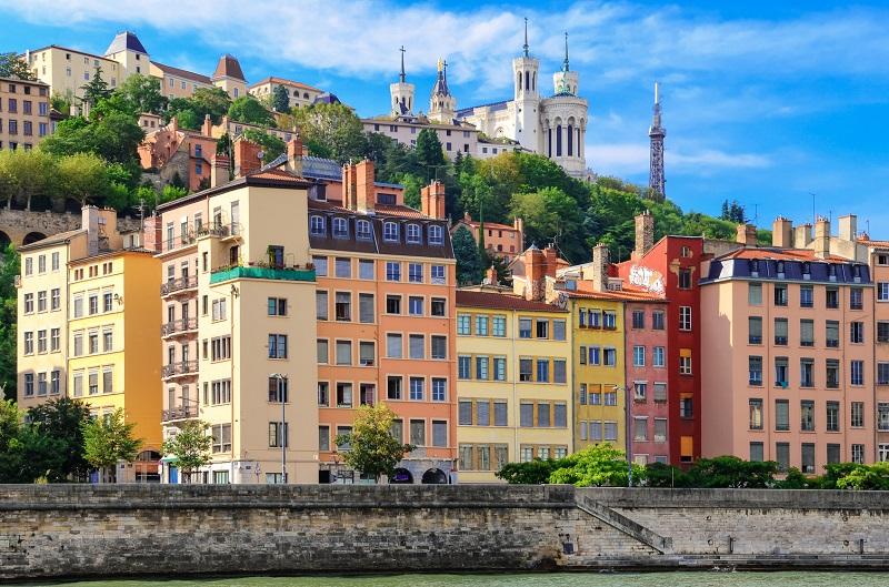 Lyon enregistre une augmentation du tourisme en 2016. DR: Ideal Travel- Fontana Tourisme