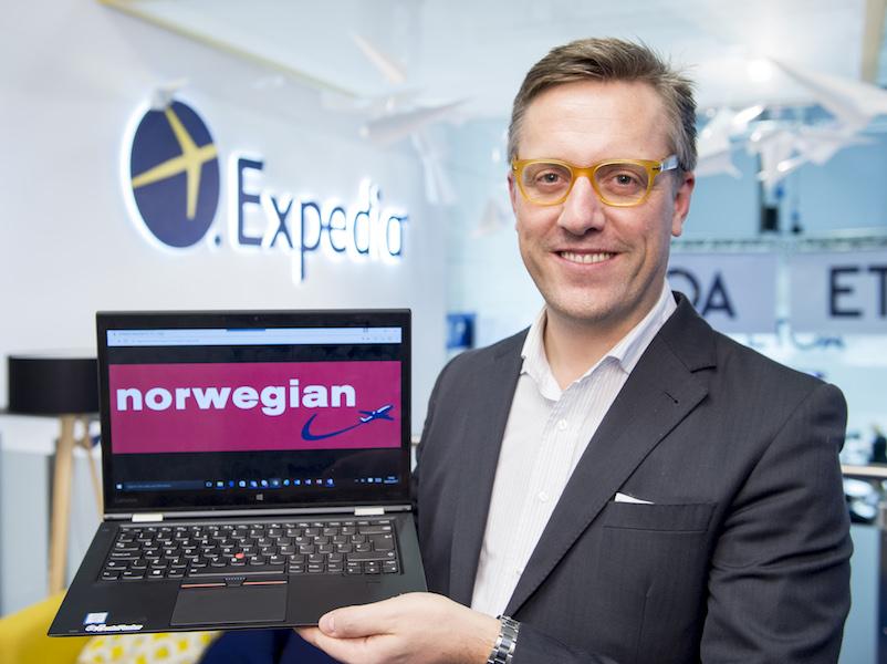 Alfonso Paredes, vice-président Europe et Amérique Latine chez Expedia Affiliate Network (c) Expedia