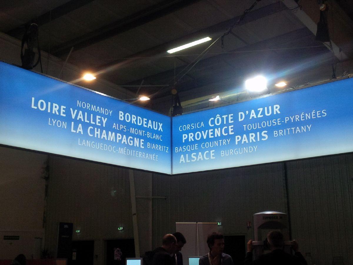 Paris, La Normandie et la région Provence Alpes Côte d'Azur restent les destinations prisées des touristes étrangers. DR: Aurélie Resch