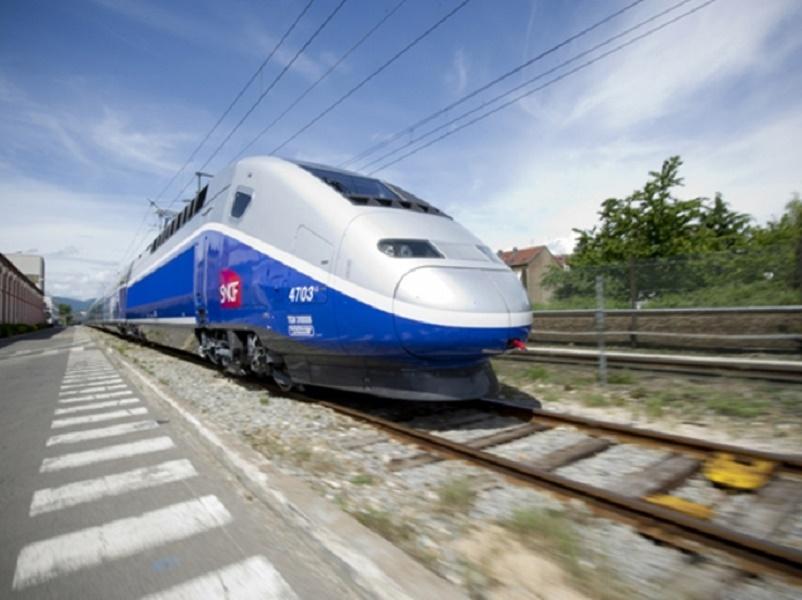 Dès l'automne 2017, les passagers de la SNCF qui voyagent sur la ligne Paris-Marseille pourront profiter d'une connexion Internet en Wi-Fi - DR : SNCF