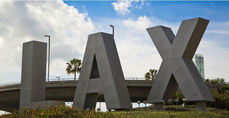Il va y avoir du changement à l'aéroport international de Los Angeles - Photo : LAX