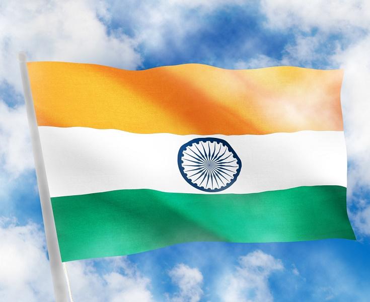 Drapeau de l'Inde - DR : cooperr-Fotolia.com