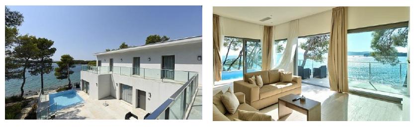 La résidence Pierre & Vacances près de Zadar, en Croatie, propose 166 hébergements avec un accès direct à la mer - Photos : Pierre & Vacances