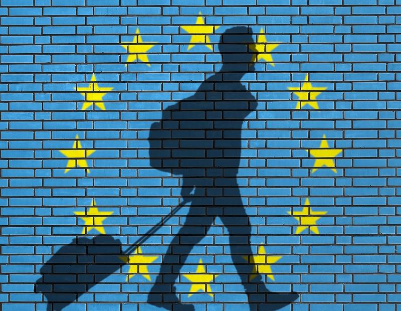 La Commission européenne souhaite instaurer un système de collecte de données par passager, en provenance de pays tiers qui ne sont pas soumis à l'obligation de visa pour entrer dans l'espace Schengen © Jonathan Stutz - Fotolia.com