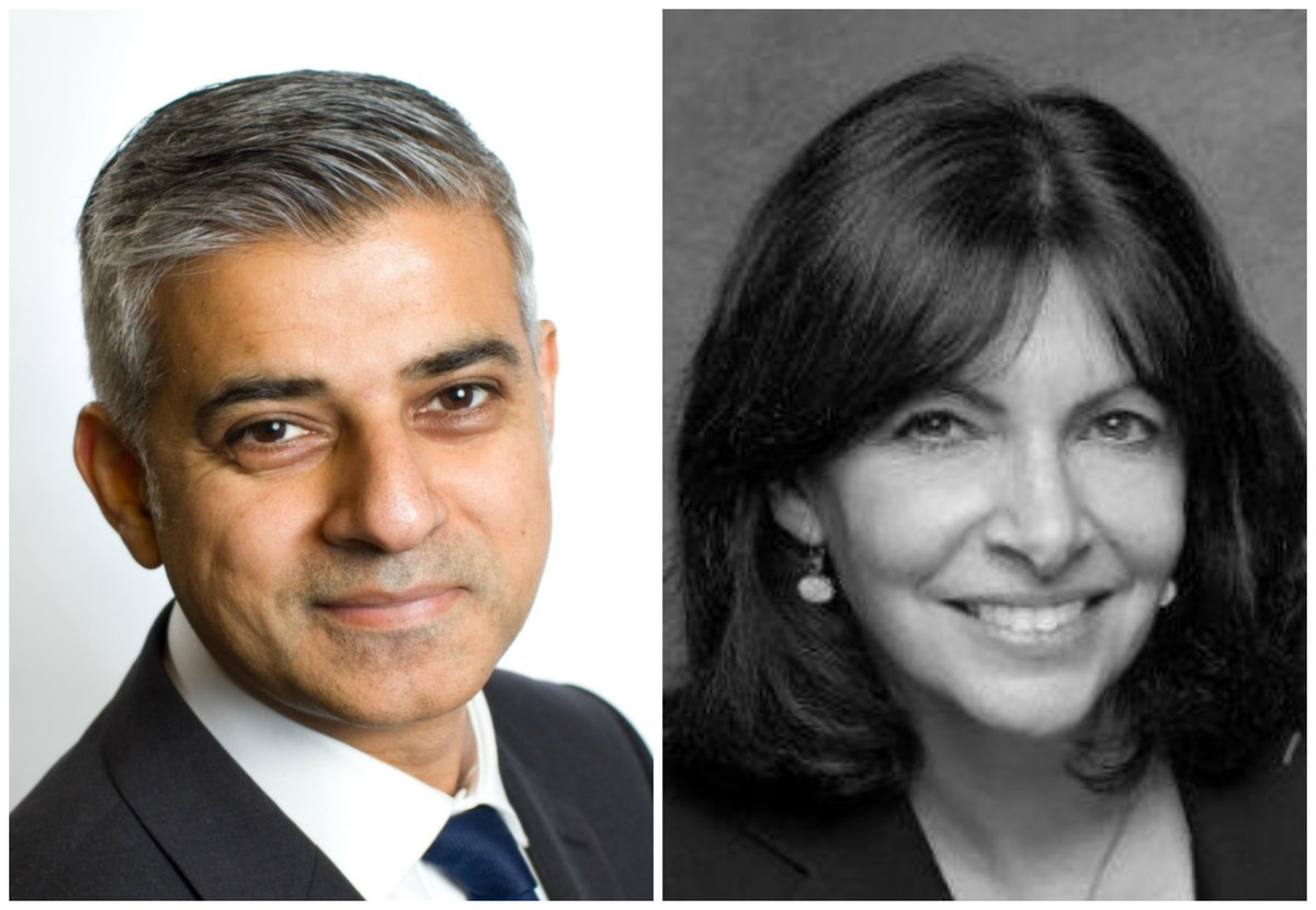 Sadiq Khan et Anne Hidalgo ont conclu un accord sur le plan touristique - DR
