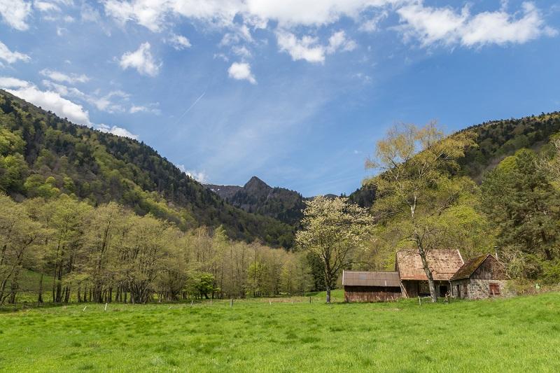 Exposition et circuits de randonnées pour célébrer les 120 ans de la Traversée du Massif des Vosges. DR: Olympixel