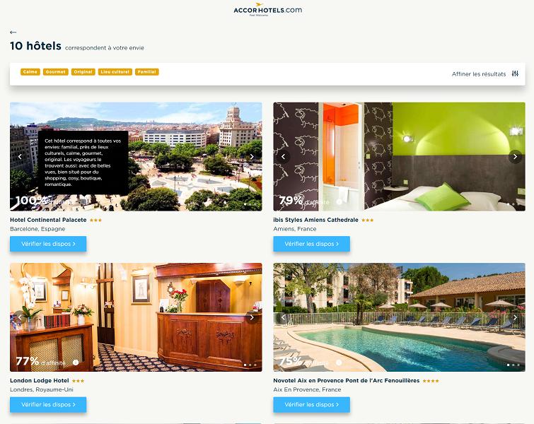 accorhotels permet aux voyageurs de rechercher un hotel