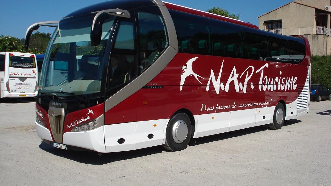 Le groupe NAP exerce des activités de transport de passagers, de tour-opérating et de réceptif - Photo : NAP