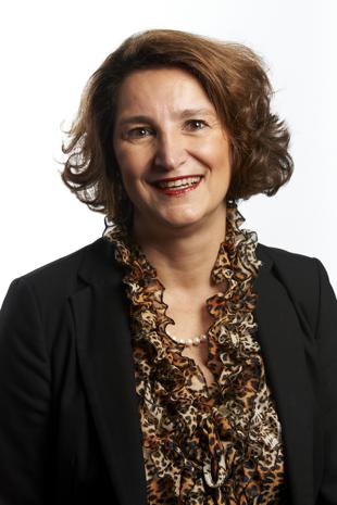 Antonella Vecchio, vice-présidente Europe de l'Ouest de Sabre Travel Network (c) DR