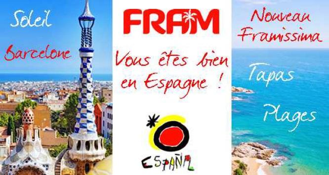Fram : 50 agents de voyages en éductour sur les côtes espagnoles