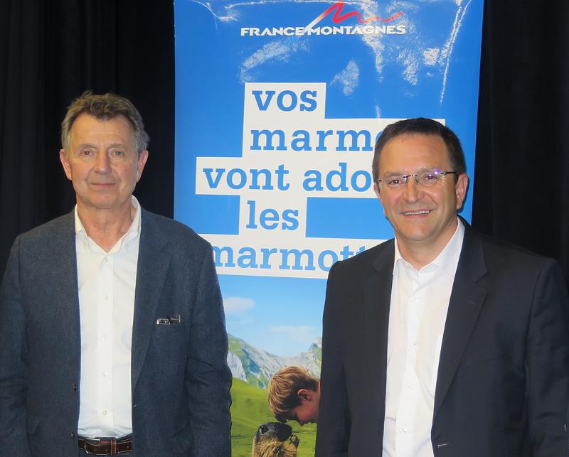 Michel Giraudy et Jean-Luc Boch (© Antoine Chandellier)