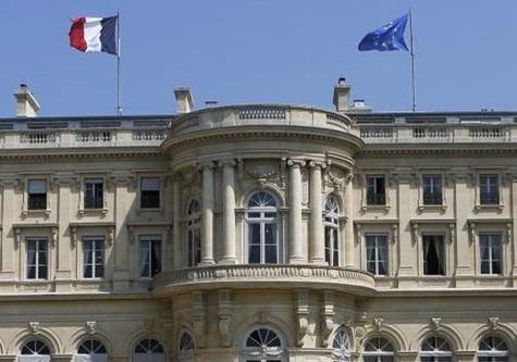 Le Quai d'Orsay - DR MAE