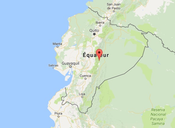 Etat d'Urgence dans certaines province en Equateur - DR