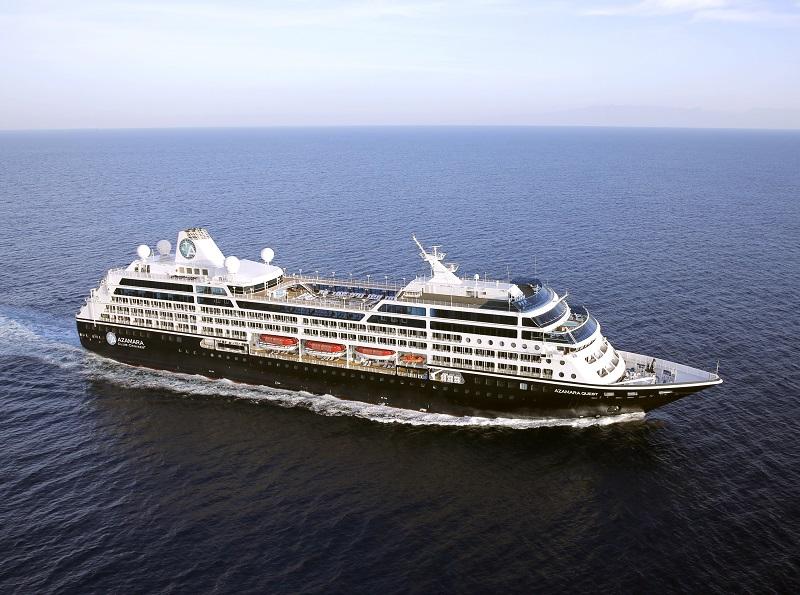 Azamara Club Cruises vient de dévoiler son offre 2019 - DR : Azamara Cruises