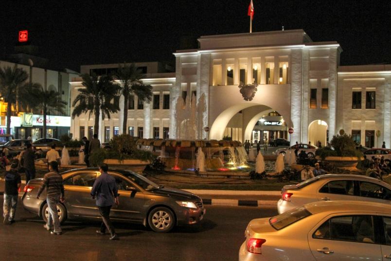 L'entrée principale des souks © PG TM
