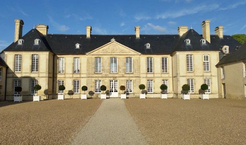 Une 5e étoile pour le Château d'Audrieu en Normandie - DR : Château d'Audrieu
