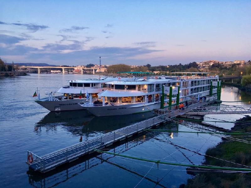 CroisiEurope propose des croisières de 6 à 8 jours à la découverte de la vallée du Douro - DR : L.M.