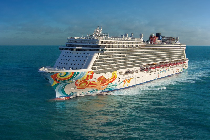 DR: Norwegian Cruise Line