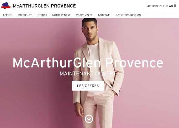 Shopping : le village McArthurGlen Provence ouvre ses portes à Miramas