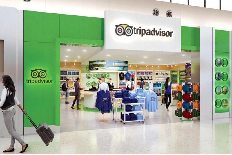 L'ouverture de la boutique TripAdvisor est prévue à l'été 2018 (c) TripAdvisor