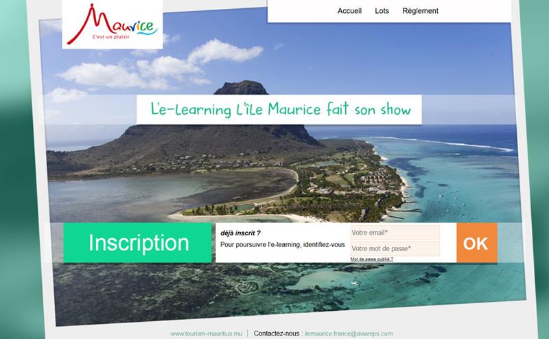 E-learning « L'île Maurice fait son show » : les gagnants sont...