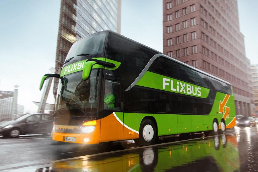 FlixBus étend son réseau en Espagne actuellement - Photo : FlixBus